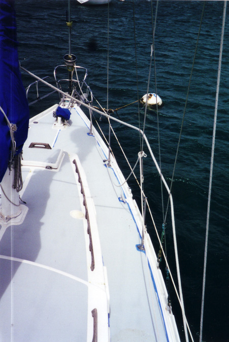 Cascade 42 sloop Sailboat – Sale by Owner  Will consider Trade